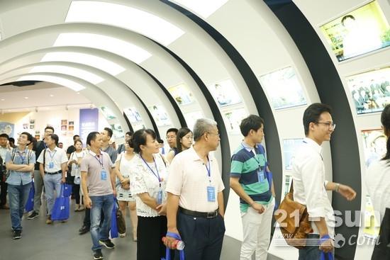"""江苏""""设计师走进企业""""走进徐工集团国家级工业设计中心"""