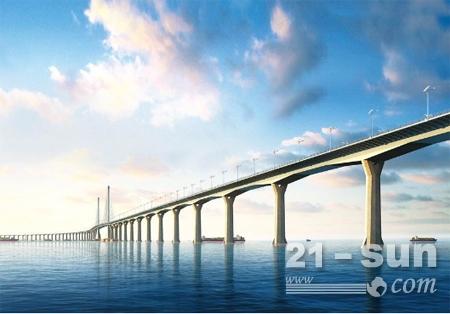 程 欧维姆助力港珠澳大桥合龙