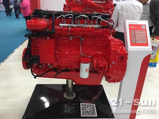 东风康明斯QSB6.7发动机