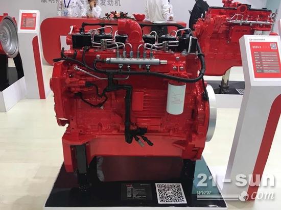 东风康明斯QSB5.9发动机