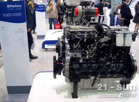 1106D-70TA(tm)发动机
