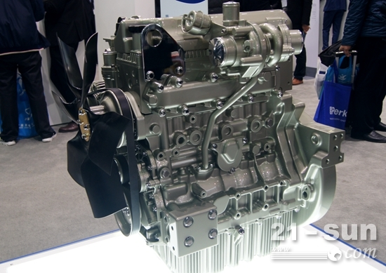Perkins中国首发新品2.8L发动机