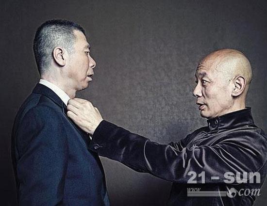 冯小刚与葛优这对贺岁搭档