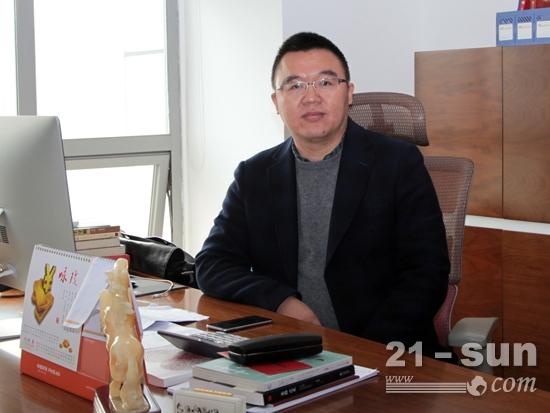 重庆三峡地质工程技术有限公司总经理 罗渝锋