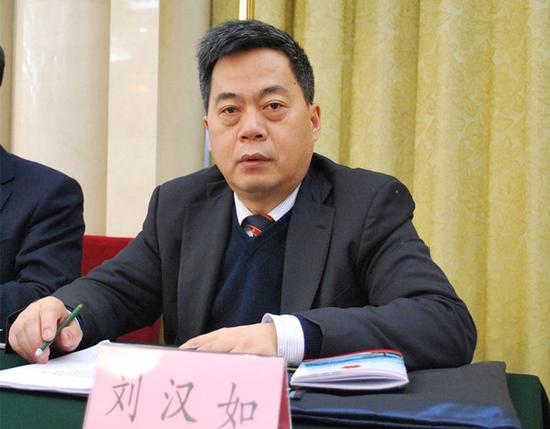 全国人大代表、华菱星马董事长刘汉如
