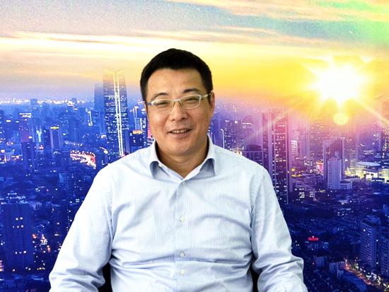 中联重科副总裁、海外公司总经理熊焰明