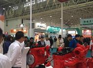 """现代农业""""芯""""动力 东风康明斯亮相2016国际农机展"""