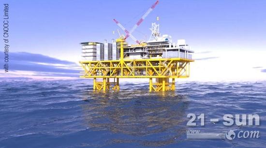 MAN压缩机技能用于中邦海上自然气分娩