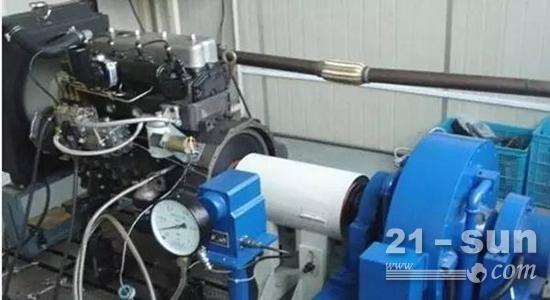 重型车发动机测量循环