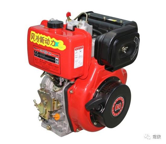 常柴186FA单缸柴油机-常柴三款共轨柴油机通过省级新产品鉴定