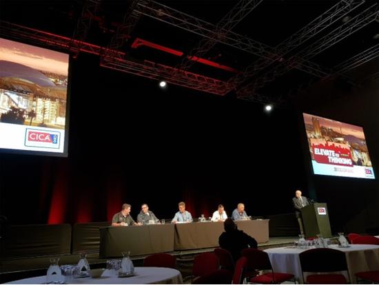 CICA被誉为澳洲地区起重机行业年度盛会