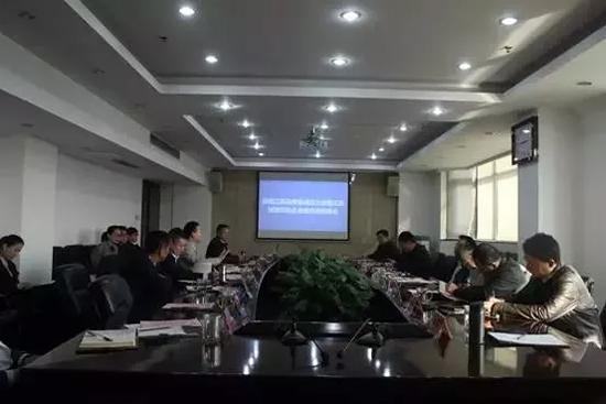 印尼江苏总商会成立大会暨江苏投资印尼企业座谈会预备会在徐工召开