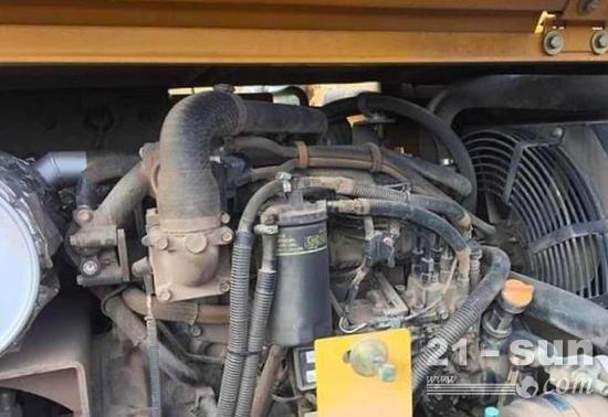 发动机很省油