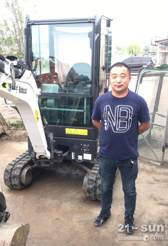 沈阳邓先生和他的山猫E20