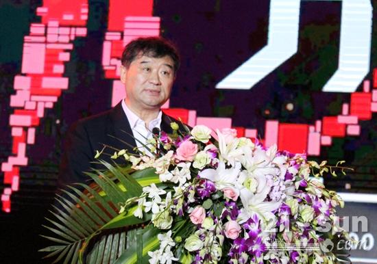中国工程机械工业协会秘书长苏子孟对三一重机给予高度评价