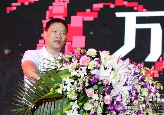 三一重机董事长俞宏福对未来充满信心