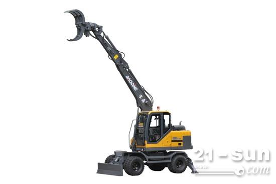 宝鼎轮式抓木机BD95W-9A车型