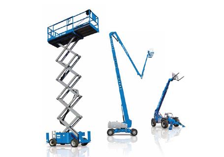 自行式剪型高空作業平臺