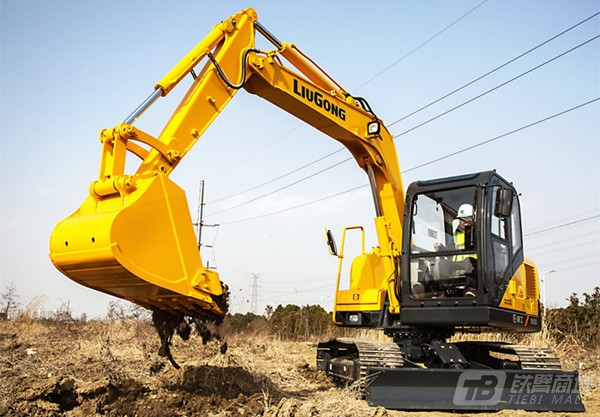 柳工CLG908D(国三)挖掘机