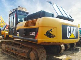 卡特彼勒CAT336D二手挖掘机
