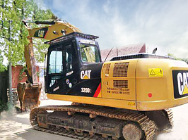 卡特彼勒CAT320D二手挖掘機