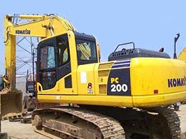 小松PC200-7挖掘机二手挖掘机