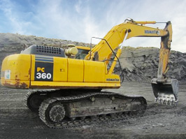 小松PC360-7挖掘机二手挖掘机