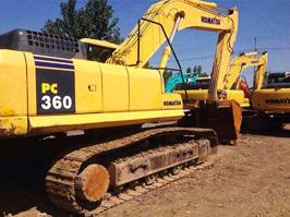 小松PC360-7挖掘機二手挖掘機