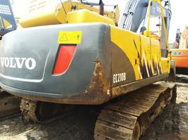 沃爾沃EC210BLC二手挖掘機