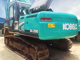神鋼SK200-8挖掘機二手挖掘機