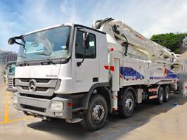 中聯重科ZLJ5419THB 5二手混凝土泵車