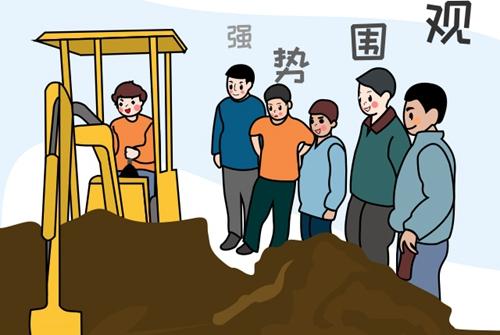 CM趣聞研究院第3期:每個男人,都有一個挖掘機夢