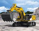 利勃海爾R966挖掘機