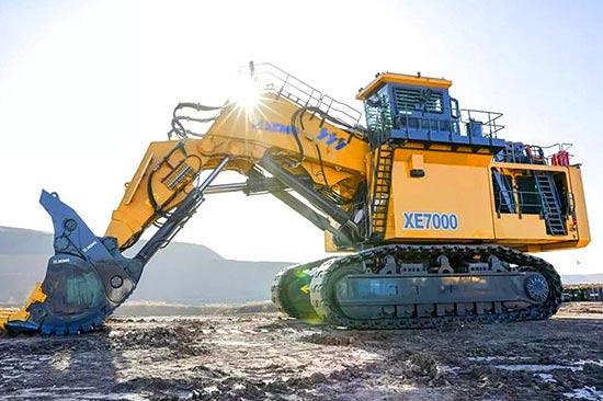 徐工打造矿业机械产业共同体