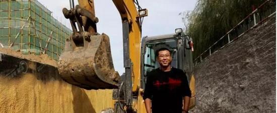 刘永军和他的徐工XE55DA下载app自助领8—88元体检金