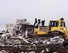 卡特彼勒D7R垃圾處理推土機