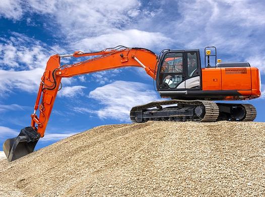 4月中国挖掘机销量增长近六成