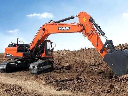斗山上半年挖机销量突破1万台