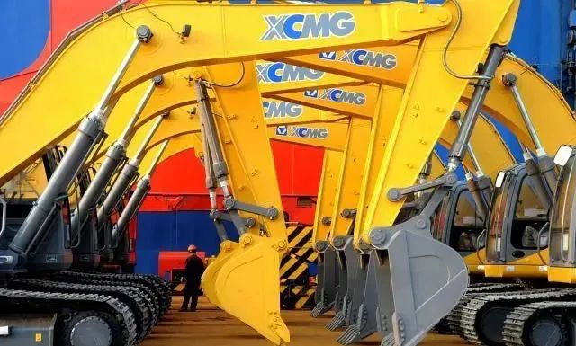国家大搞新基建,工程机械乘风而上