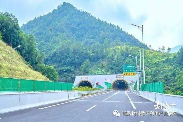 又一高速公路通车,连接粤东三市!