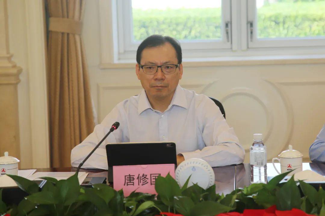 三一筑工接待国家住房和城乡建设部科技与产业化发展中心调研考察,为中国建筑业提供智能建造的工业化方案