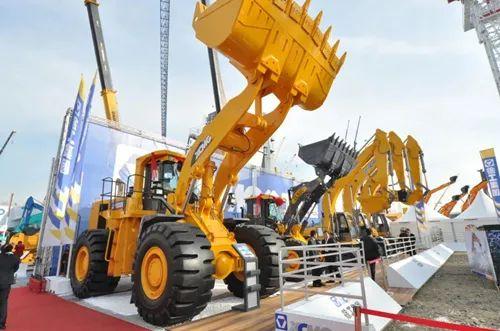 bauma CHINA 2020 徐工超大吨位装载机XC9350 GOING!够硬!