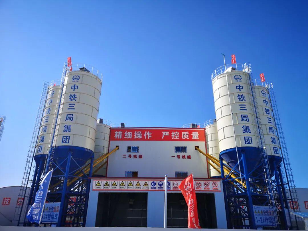 山推建友助力石衡滄港鐵路建設