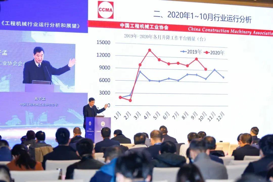 苏子孟:工程机械由增量市场为主向存量市场更新和增量市场升级转变