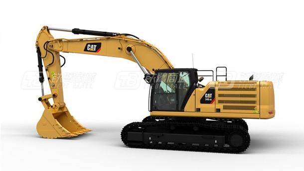 卡特彼勒新一代CAT^R345 GC挖掘机