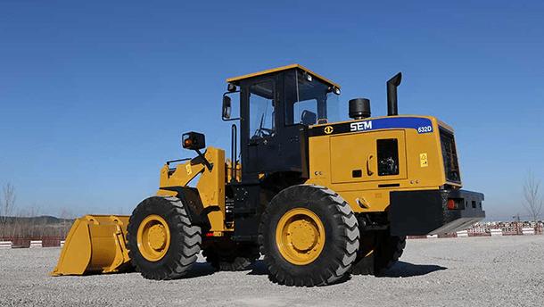 SEM632D 轮式装载机
