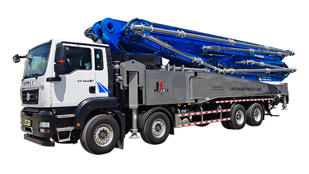 50米混凝土泵车