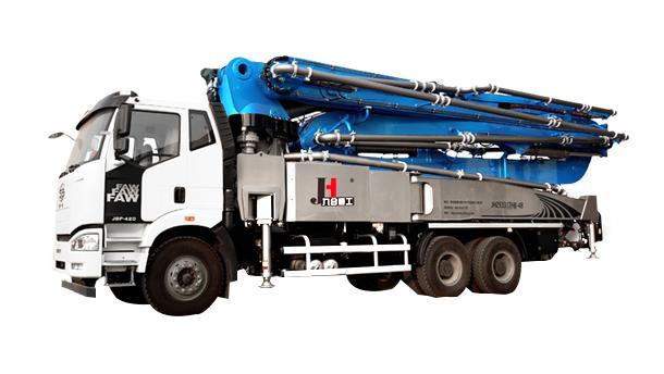 40米混凝土泵车