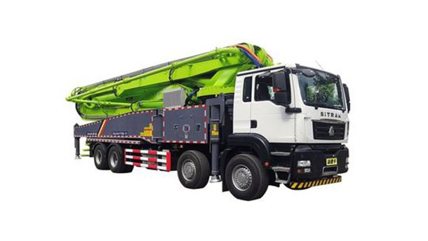 长恒农建58米混凝土泵车
