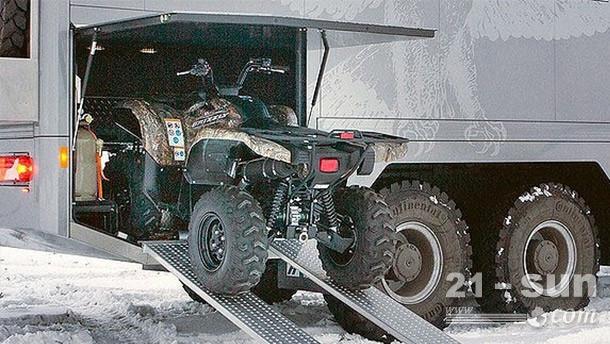 奔驰卡车 Zetros重卡